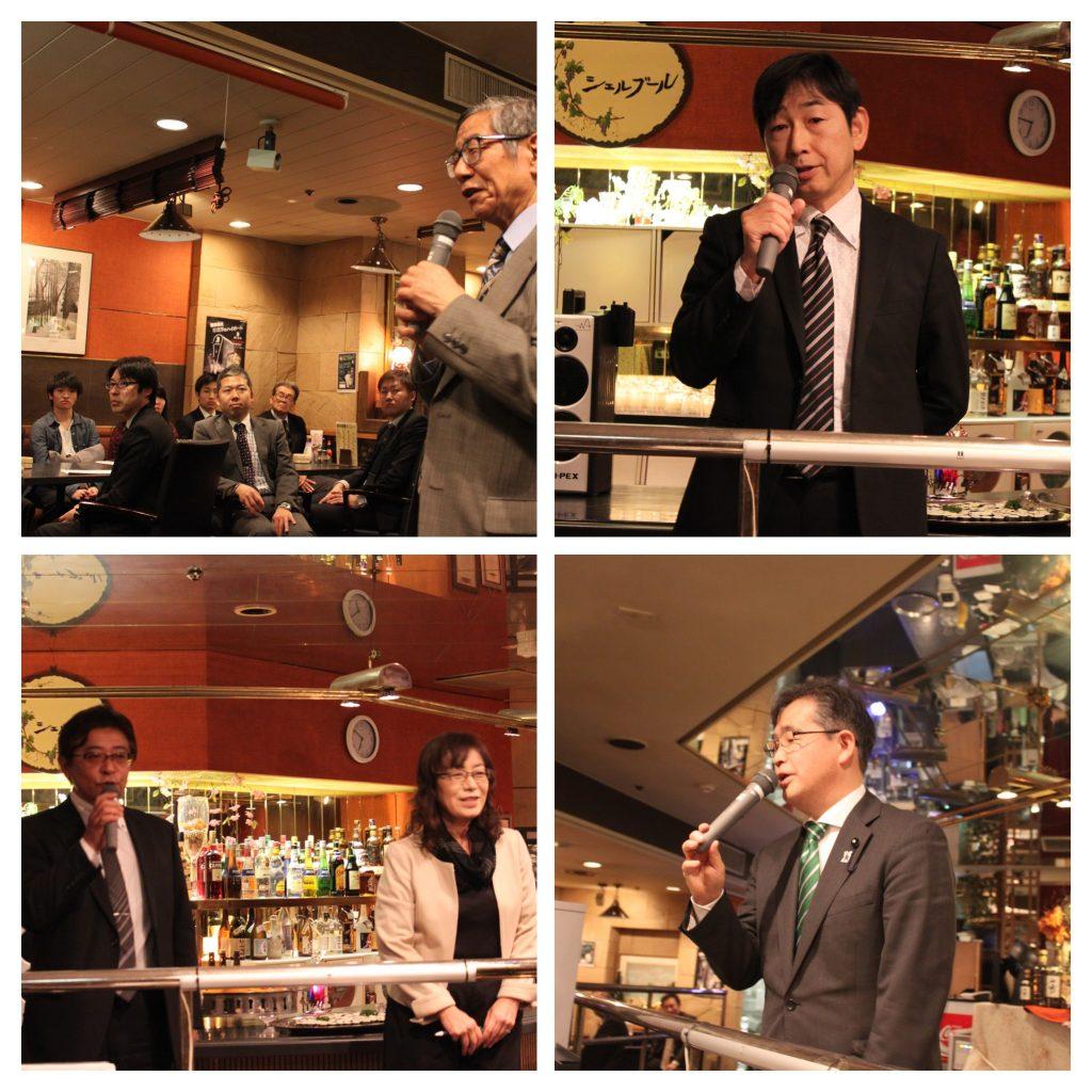 宮城地方協力本部よりは新任の鶴岡副本部長が初めてのご参加。また多くの企業の皆様にもご参加頂きました。