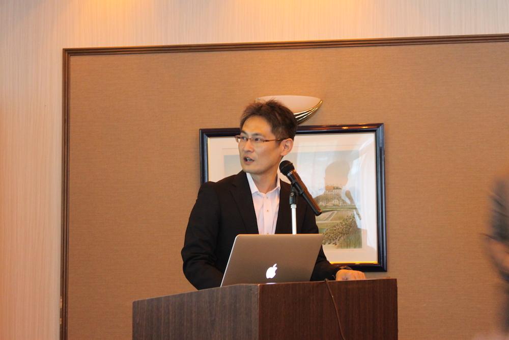 NICTデータ駆動知能システム研究センター大竹清敬上席研究員によるご講話を頂きました。