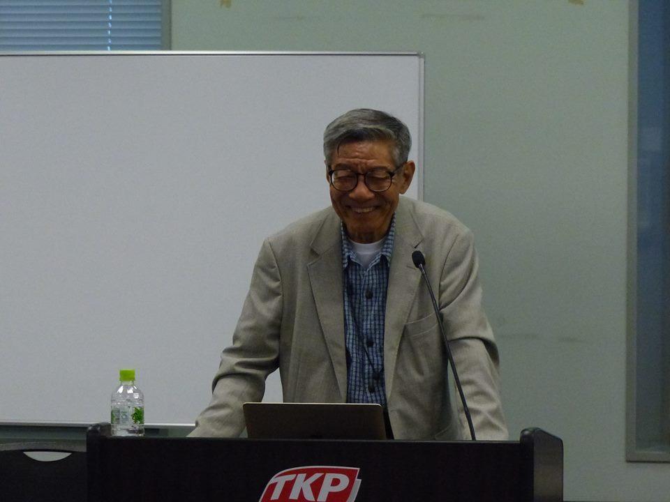 油川支部長より参加者の皆様へお礼とご挨拶をさせていただきました。