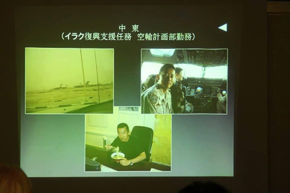 イラクでの任務のお話。イラクの復興に日本の自衛隊が関わったという感動のお話でした。