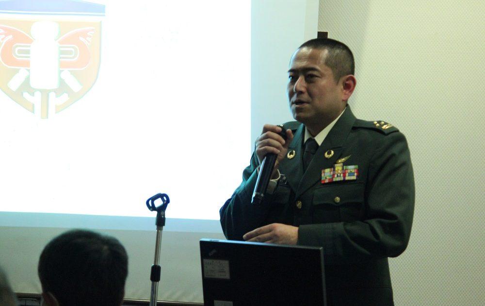 加藤憲司 陸上自衛隊