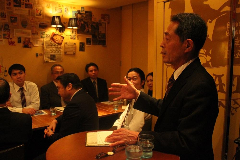 吉川様の軽妙洒脱なトークに、終始学びの深く、にこやかな時間となりました。