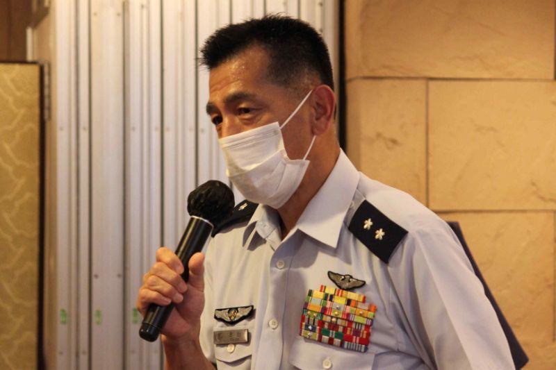 航空自衛隊松島基地 第四航空団司令兼松島基地司令 津田昌隆様